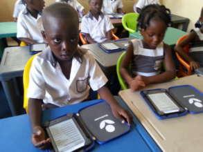 Help to Create Community  Library at Gbawe, Ghana