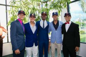 Signed MLB