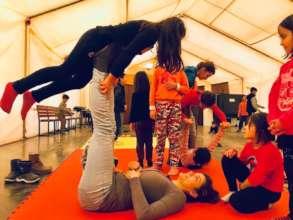 Acrobalance workshop