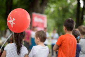Peer to peer education about missing children