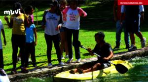 Kayak activitie