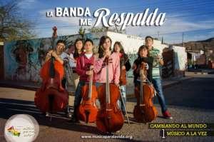 """""""La Banda me Respalda"""""""