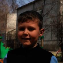 Ilia, 9 years old