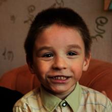 Daniil, 4 years old