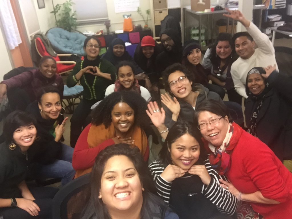 Rainier Valley Corps Fellowship Program