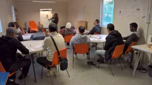 Beneficiaries in Training: English Literacy