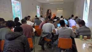 Skills Training in English Literacy/Numeracy