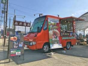 A Kitchen Car at Revival Mashiki Festival
