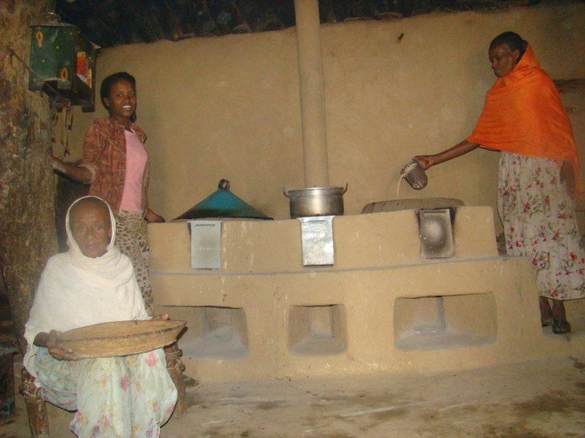Ecological Ovens - Eritrea