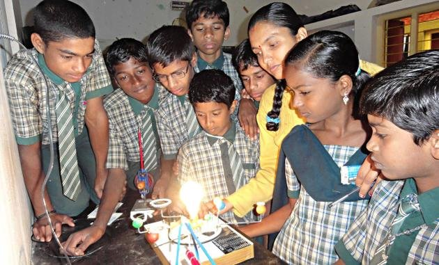 Help us transform education system in India
