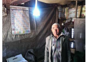 Solar Lamps for the first time