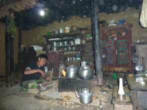 Electric light, solar lamp and smokeless stove