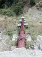 Ghoti penstock pipe