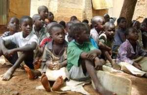 Mali street children