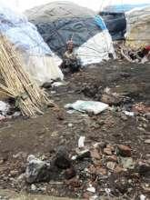 Falhadie IDP Camp