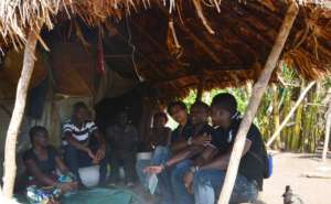 Foundation visiting potential beneficiaries