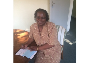 Sister Franciscah Tsikai, Head of Clinical Service