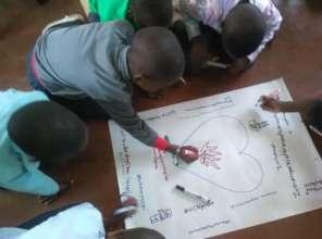 Bereavement programme with children
