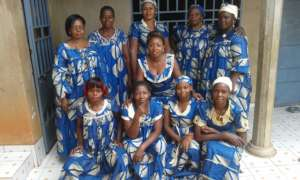 Entrepreneurship for women from rural Cameroon
