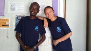 Fareba & Abdul, Community Health Advocates