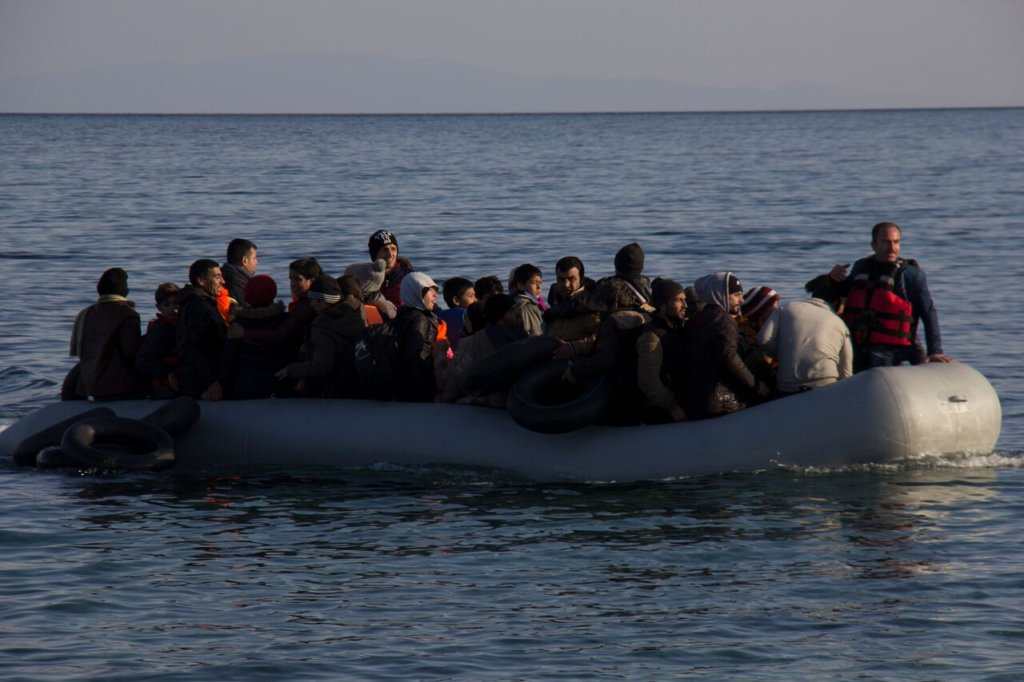 Holistic Support for Refugees Arriving in Greece