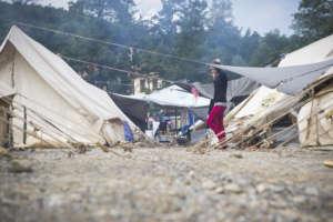 Petra-Olympou Camp