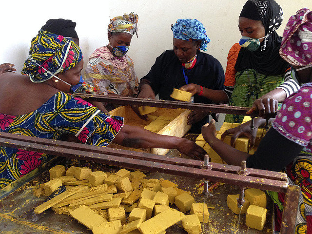 Empower 30 Rape Survivors Through Soap Sales