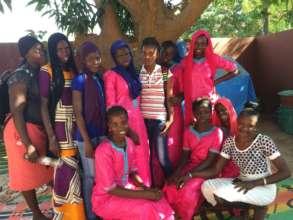 WGEP Scholars after school