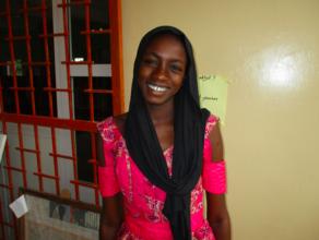 WGEP Senegal Scholar Anthie