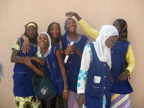 Teenage Scholars in Senegal