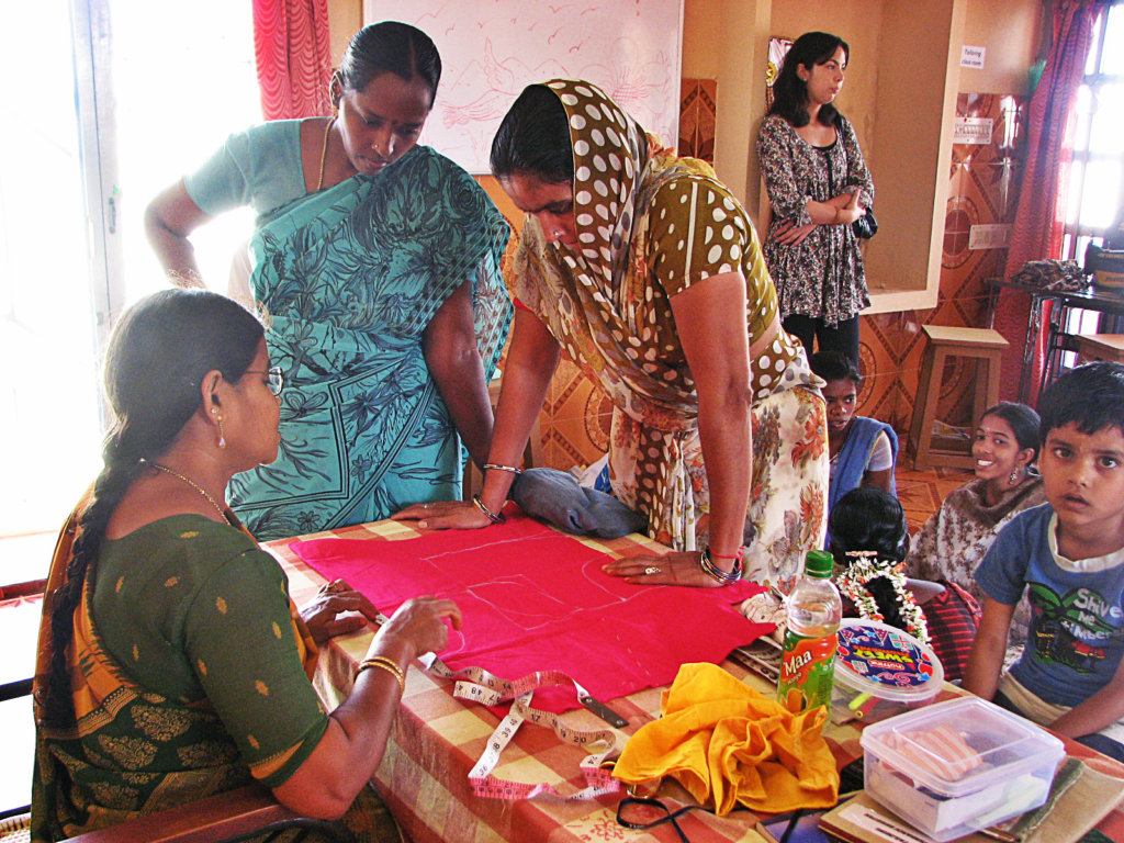 Help start a micro-credit program for 50 women