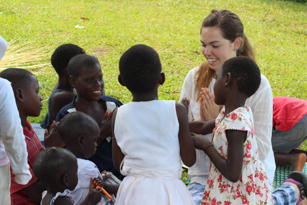 Sponsor 10 Children to go to school in Uganda