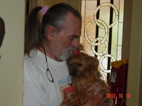 Ken and his Little Girl, Sugar
