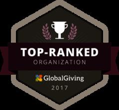 Top Ranked Organizations at GlobalGiving
