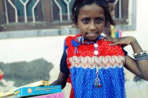 Diwali Celebration with Slum Children
