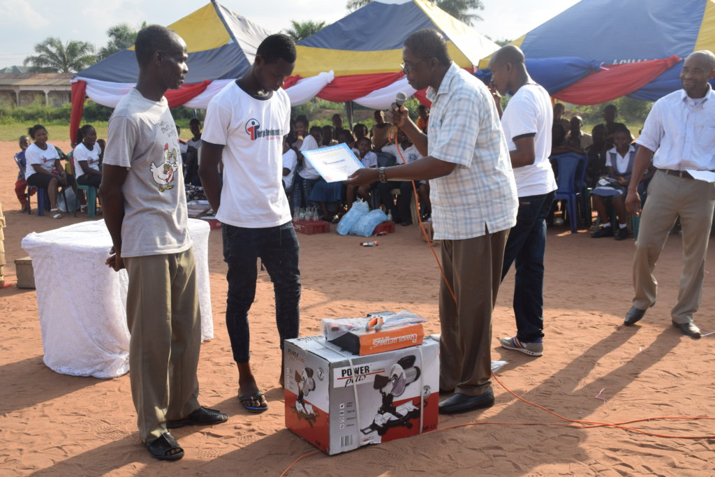 Skills Acquisition/Empowerment of Youth and Widows