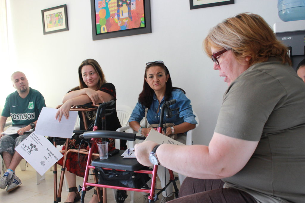 280 helps people with rare diseases in Antioquia