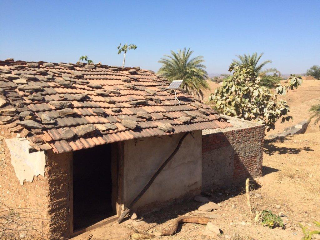 Lighting up a Darken Village in India