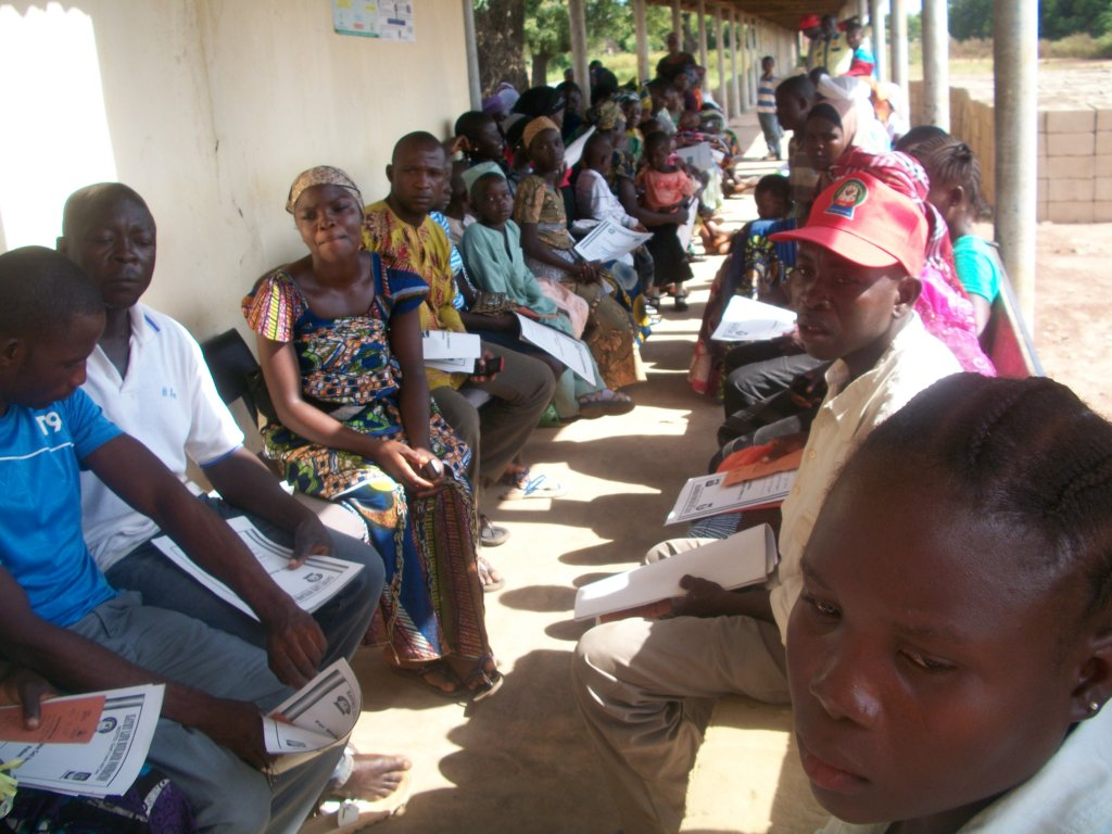 HELP 3000 NIGERIANS LIVING  WITH SICKLE CELL