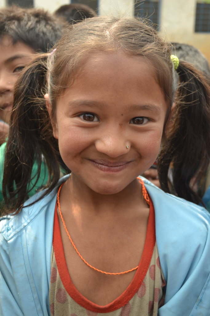 Send a Child to School in Nepal for a Year