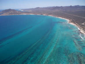 Aerial View of Cabo Pulmo