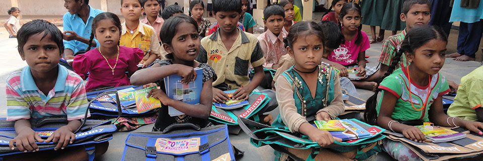 Donate School Uniforms to Underprivileged Children