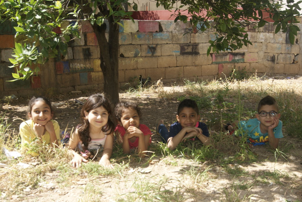 Education opportunities for 200 Palestinian Refuge