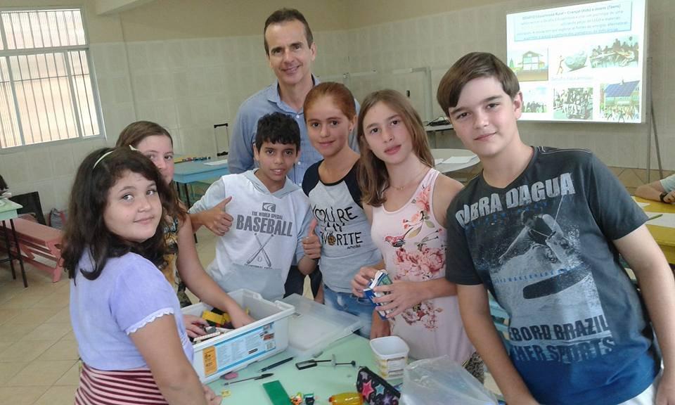 EducaInnova  - Leaders of the Future