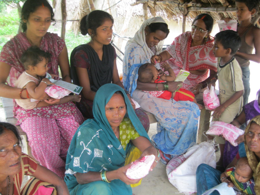 Improving The Adolescent Girls Health Status