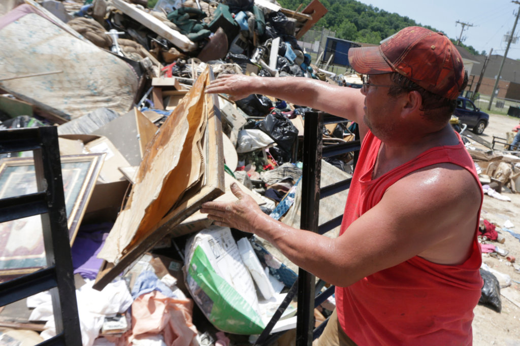 West Virginia Flood Relief Fund