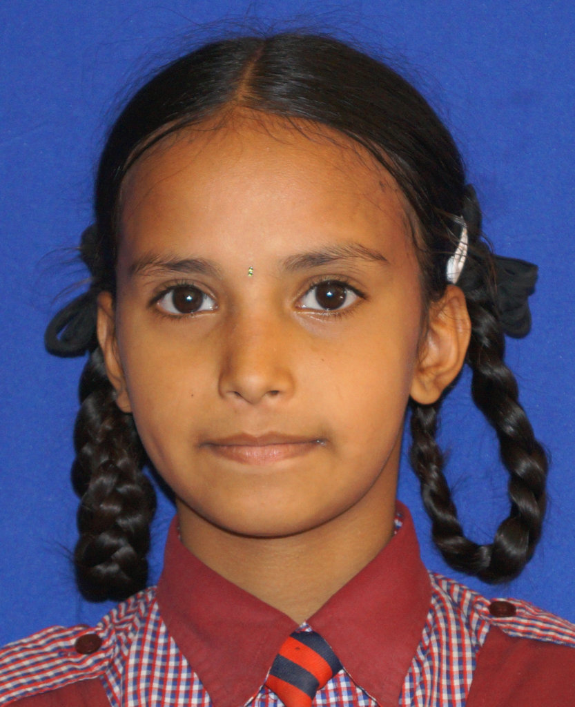 Help An Orphan Girl Child
