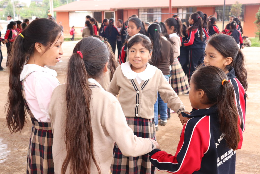 Educate and Empower Girls in Rural Mexico