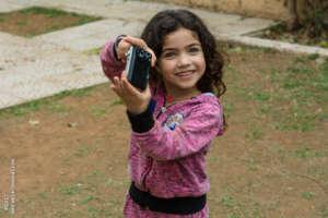 Heal Syrian Refugee Children Through Photography