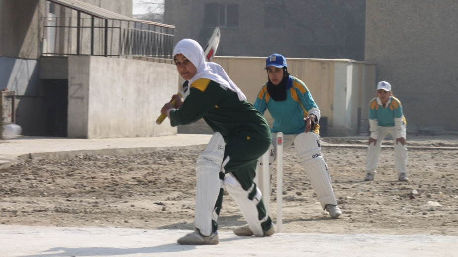 Help us to Support Afghan girls Players
